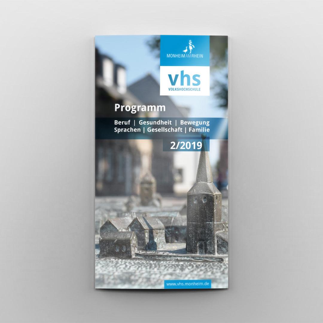 VHS-Monheim-Programm