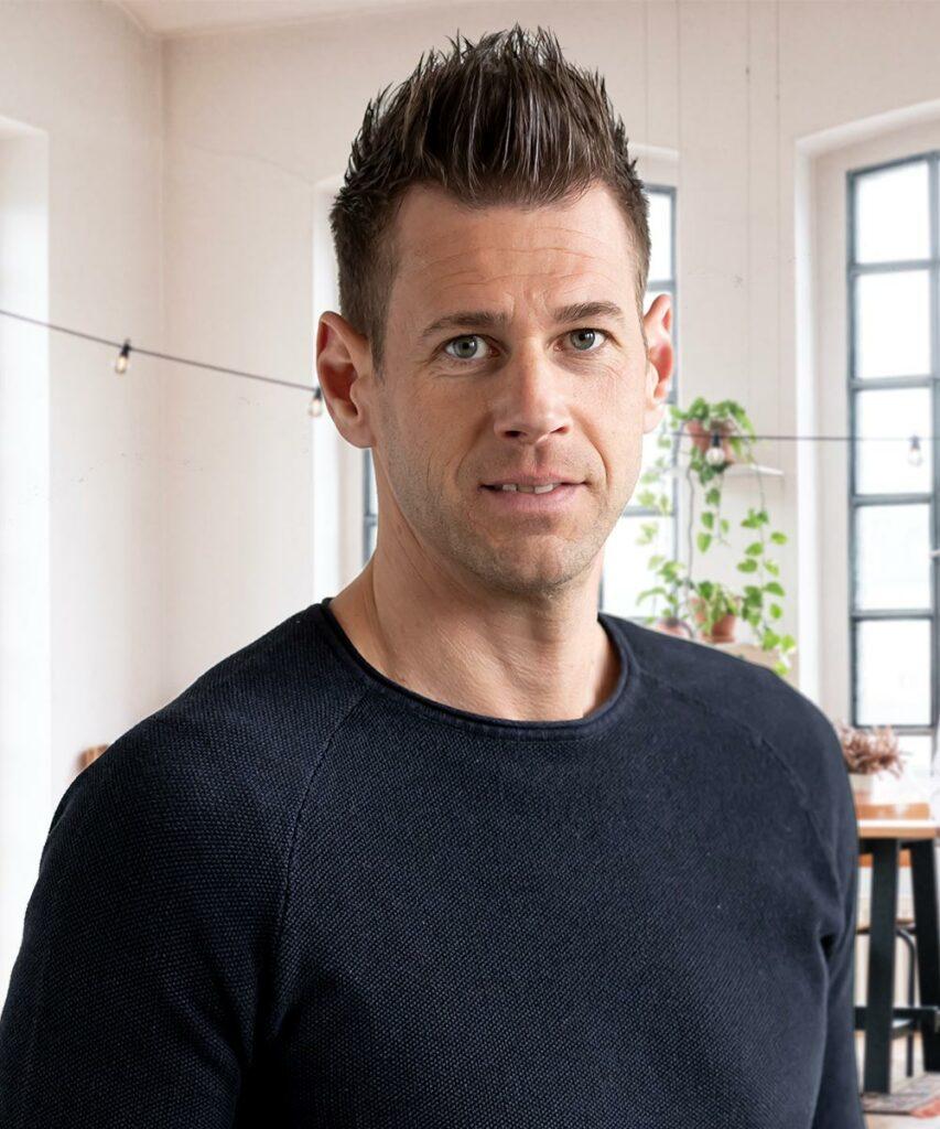 Philip von der Werbeagentur in Düsseldorf